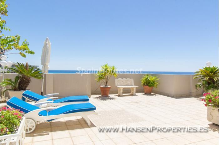 torremolinos malaga 3 - 17 espectaculares áticos con terrazas llenas de sol, luz, espacios relajantes y vistas al mar