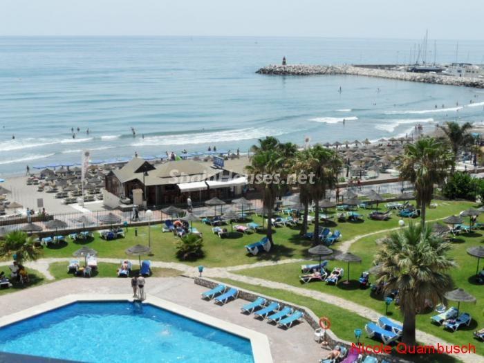torremolinos - A la caza de gangas: 14 apartamentos baratos en la playa con espectaculares vistas al mar