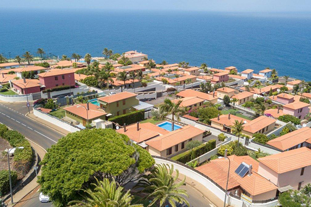 ubicación 1 - Villa con vistas al mar en Tenerife: una casa de ensueño