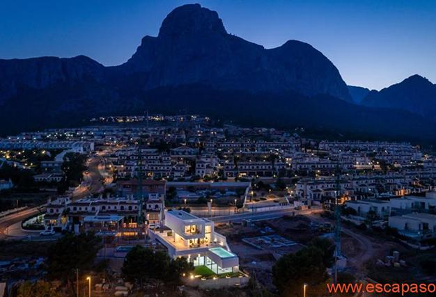 ubicación - Villa de lujo en Alicante: luminosa y muy espaciosa