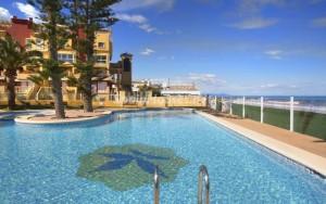 vacaciones denia1 300x188 - Agosto: el 87,3% de las viviendas de vacaciones en la costa, reservadas para veranear