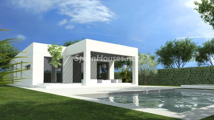 vallbona valencia - Arquitectura contemporánea: 16 fantásticas casas de diseño moderno para estrenar