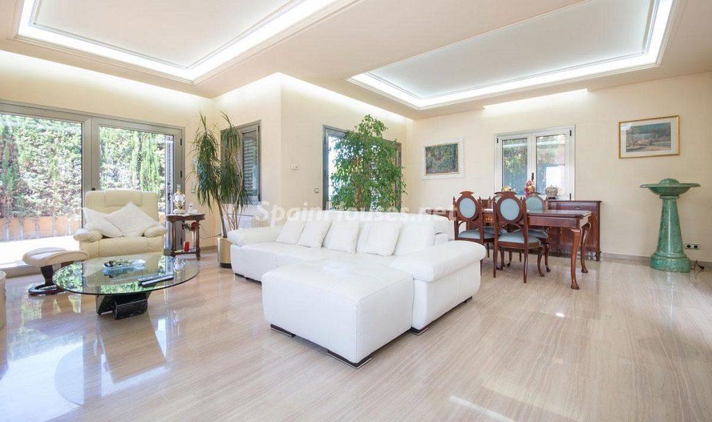 vilafrancadelpenedes barcelona 1 1024x608 - Toque clásico y moderno en 11 cálidos salones de elegante lujo otoñal