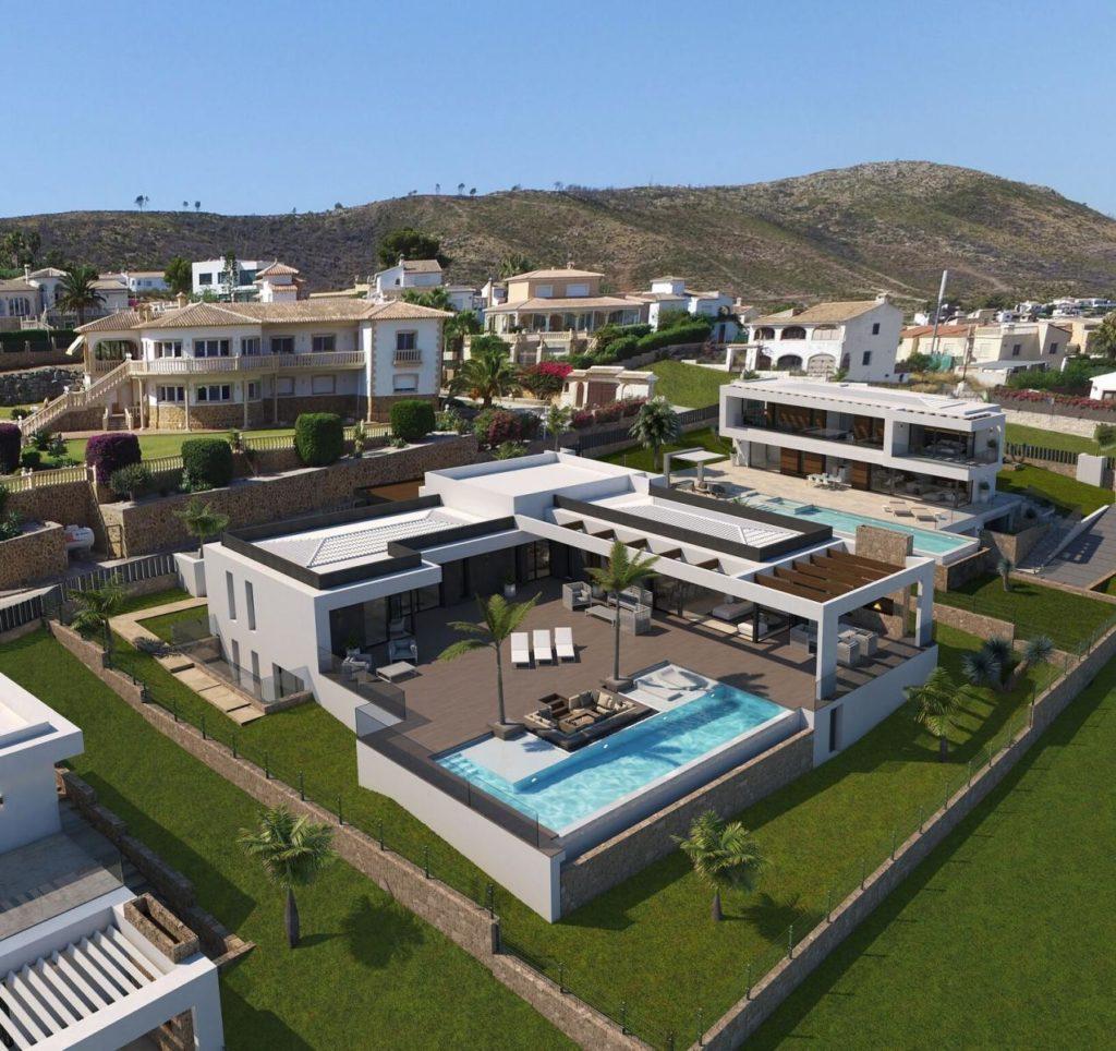 villa 1 1024x964 - A la venta una de las villas más espectaculares de Alicante con increíbles vistas al mar