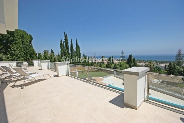 villa marbella1 - Sueños de verano: 14 espectaculares terrazas que miran al mar