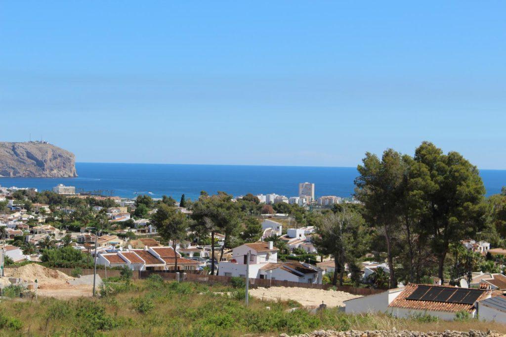 vistas 2 1024x682 - A la venta una de las villas más espectaculares de Alicante con increíbles vistas al mar