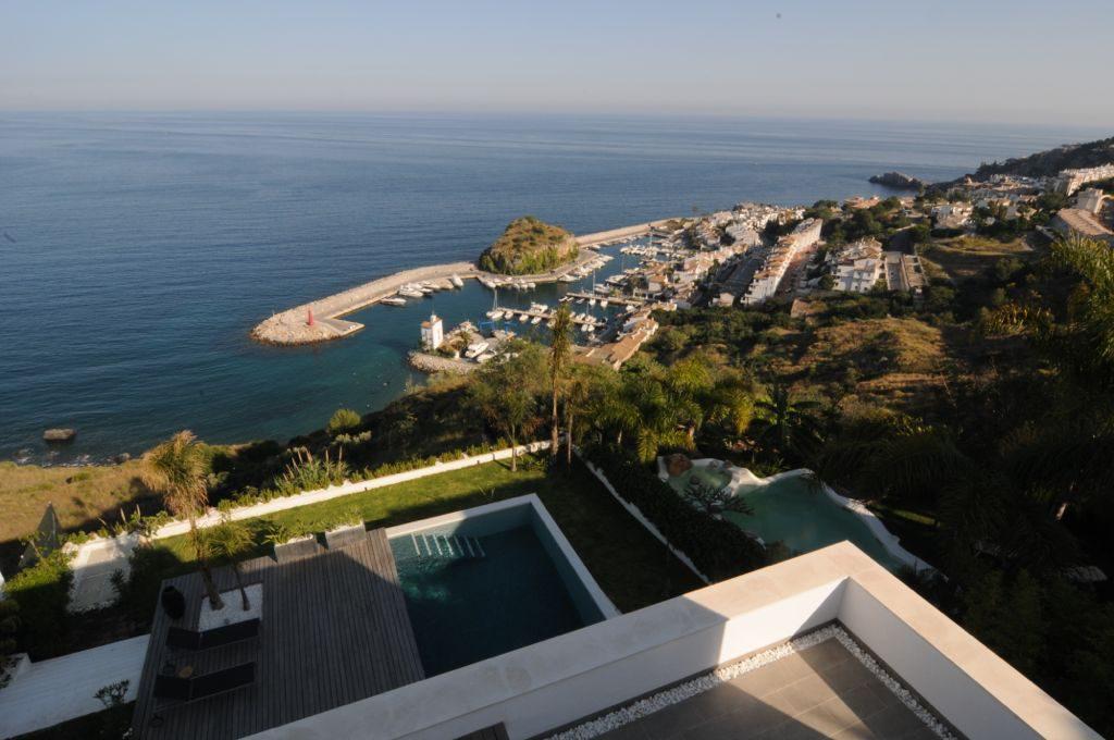 vistas marinadeleste puntadelamona 1024x680 - Unas vacaciones de ensueño en Punta de la Mona, La Herradura (Granada), frente al mar