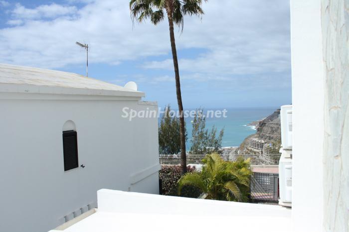 vistas1 - Casa de la Semana: Bonito chalet de lujo en Puerto Rico, Mogán (Islas Canarias)