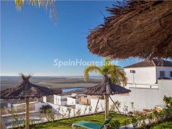 vistas12 - Coqueto y luminoso loft con vistas al mar en Conil de la Frontera (Costa de la Luz, Cádiz)