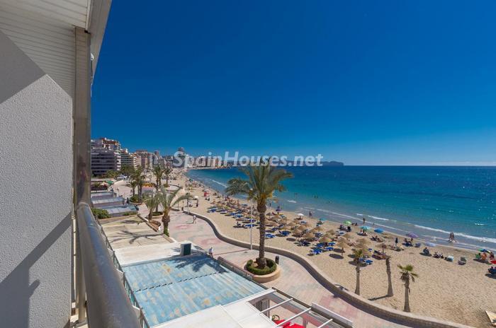 vistas14 - Escapada económica a la playa en un apartamento en Calpe (Costa Blanca, Alicante)