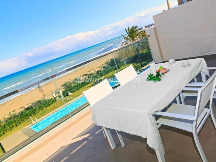 vistasalaplaya - Vacaciones en playa de Las Marinas, Dénia (Costa Blanca) con vistas panorámicas al mar