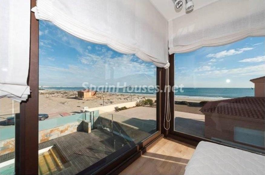 vistasalmar 1 - Lujo entre dos mares: Casa en primerísima línea de playa en La Manga del Mar Menor (Murcia)