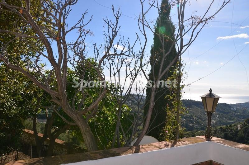 vistasalmar - Vacaciones llenas de encanto en un cortijo andaluz en Frigiliana (Costa del Sol, Málaga)