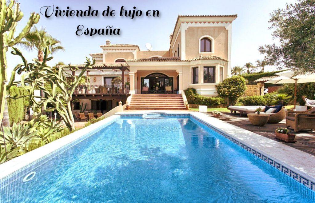 vivienda de lujo 1024x660 - Viviendas de lujo en España, el objetivo de los inversores extranjeros