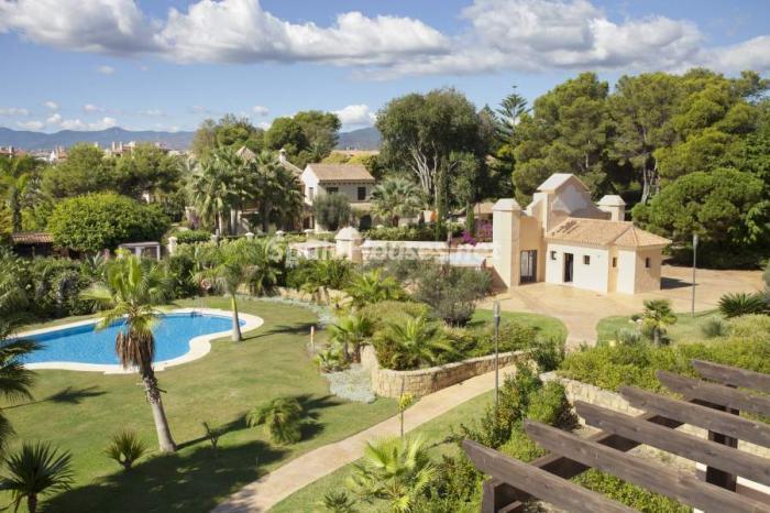 viviendadebanco - La Sareb y sus viviendas de lujo en España