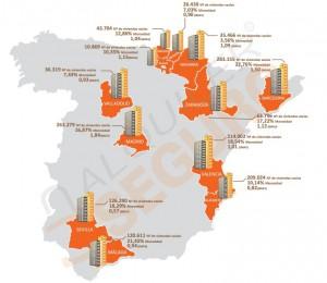 viviendavacia alquilerseguro 300x260 - 12 provincias acumulan más de 1,4 millones de viviendas vacías