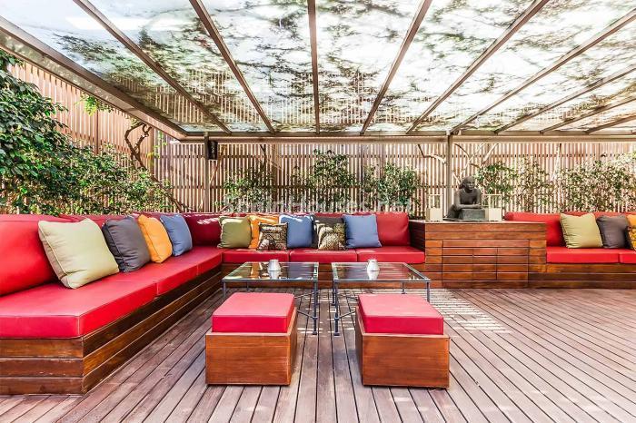 zonachillout - Precioso piso lleno de detalles, elegancia y lujo en el Eixample de Barcelona